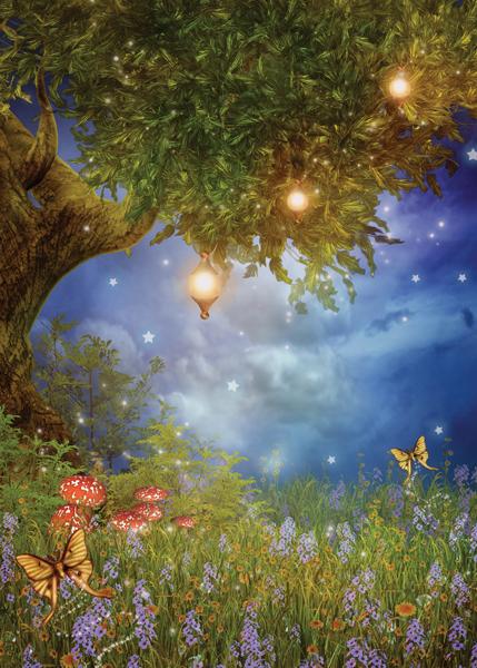 Fairytale Backdrop