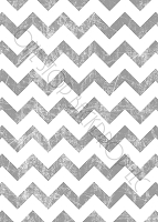 Gray Grunge Chevron