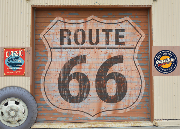 Route 66 garage for Garage route 66 metz