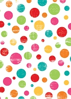 Colorful Random Dots 1