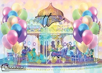 colorful carousel 2