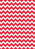 Chevron 9 Red