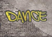 Graffiti Brick Dance 2