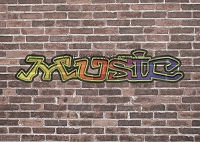 Graffiti Brick Music 2