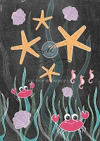 Under the Sea Chalk