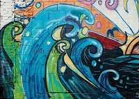 Surf Graffiti 1