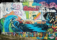 Surf Graffiti 2