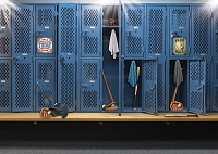 Baseball Lockers