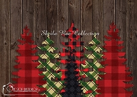 Christmas Tree Plaid