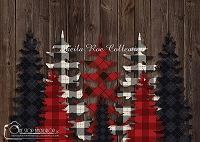 Christmas Tree Plaid  3