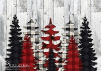 Christmas Tree Plaid  4