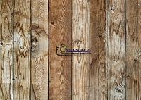 Rustic Brown Planks vertical
