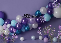 Simply Balloons Floral 4