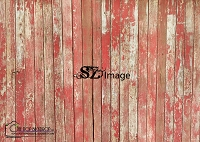 Red Weathered Wood