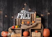 Fall Harvest Crates 2