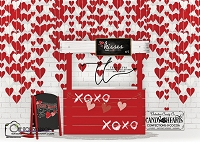 Kissing Booth Red