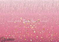Ombre Sparkle - Rose Pink