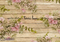 Light Wood Floral Boards 2