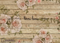 Light Wood Floral Boards 3