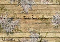 Light Wood Floral Boards 4