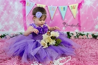 Colorful & Fun Photo Backdrop