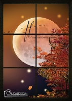 Harvest Moon Window vertical