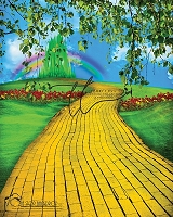 Follow the Yellow Brick Road Combo 1