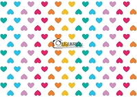 Rainbow of Hearts 2