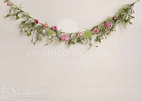 Beautiful Rose Garland