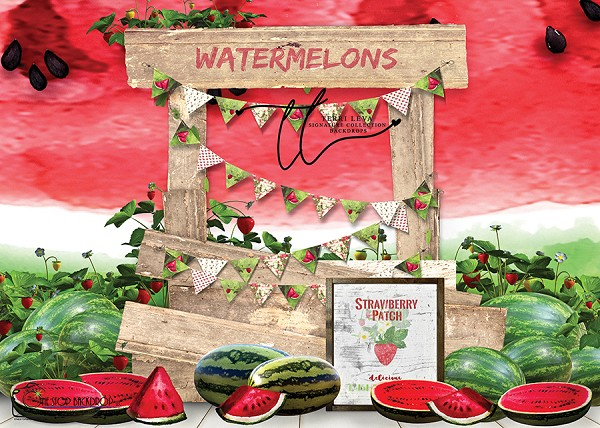 Watermelon Stand 1
