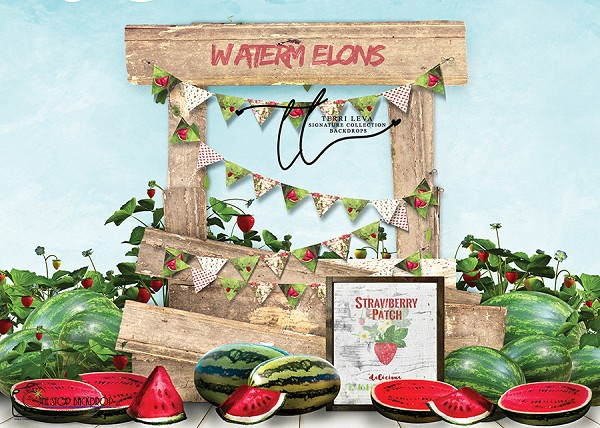 Watermelon Stand 2